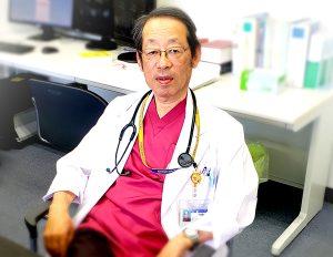 渡辺病院理事長/内科 渡辺 泰章