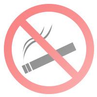 渡辺病院 敷地内全面禁煙