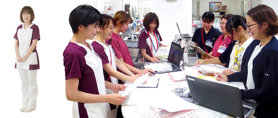 渡辺病院看護部手術室4階病棟