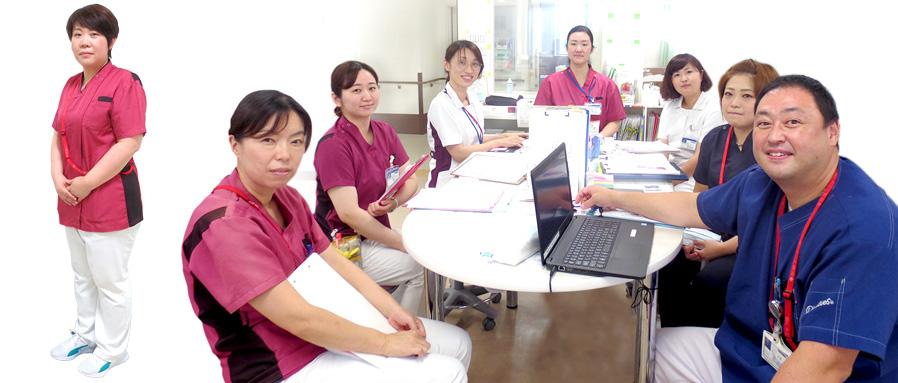 渡辺病院看護部手術室5階病棟