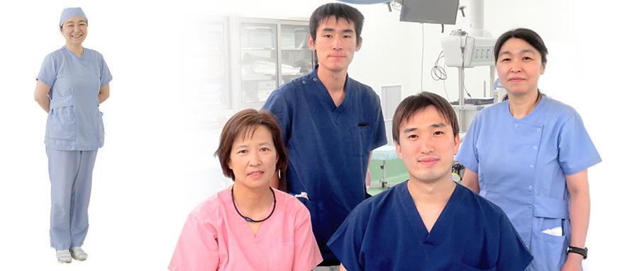 渡辺病院看護部手術室